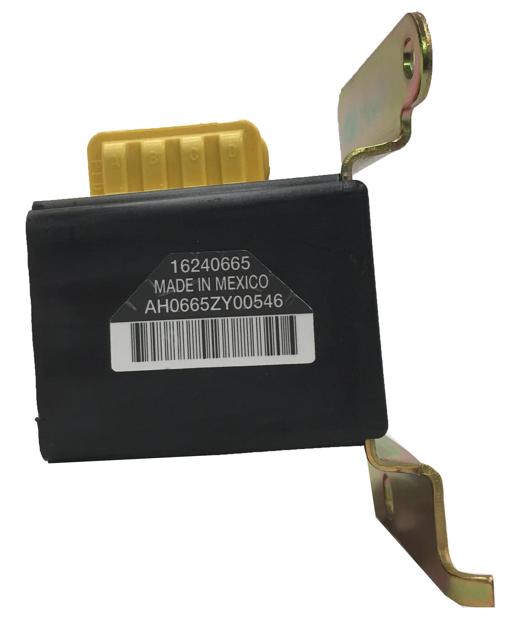Oem Left Airbag Sensor 16240665 Fits Blazer S10 Jimmy