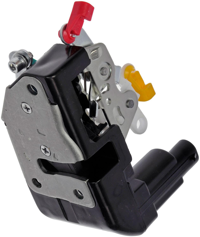 How To Remove Sliding Door Panel On Dodge Caravan: Integrated Door Lock Actuator (Dorman 931-032)