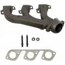 Left Exhaust Manifold Kit w/ Hardware & Gaskets Dorman 674-405