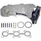 Left Exhaust Manifold Kit w/ Hardware & Gaskets Dorman 674-433