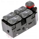 Front Left Power Door Window Switch (Dorman 901-023) 5 Button, 12 Prong