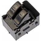 Front Left Power Door Window Switch (Dorman 901-025) 2 Button, 7 Prong
