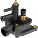 Water Outlet w/ Coolant Air Bleeder& Sensor Dorman 902-302 Fits 00-10 Eclispe
