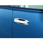 NEW CHROME DOOR HANDLE COVERS-2DR - AVS# 685208