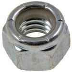 Hex Lock Nut With Nylon Insert-Grade 2-Thread Size- 5/16-18 - Dorman# 810-041