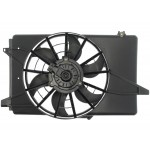 Radiator Fan Assembly Without Controller - Dorman# 620-133