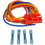 Blower Motor Resistor Harness - Dorman# 645-720