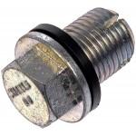 New Double Oversize Oil Drain Plug M14x1.50 - Dorman 090-183