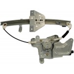 Power Window Regulator w/ Motor (Dorman 741-816) Rear Left