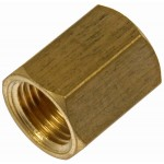 Inverted Flare Fitting-Union-1/4 In. - Dorman# 490-331