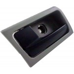 New Interior Door Handle - Front Left - Black & Gray (Flint) - Dorman 81681