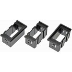 Electrical Switch Modular Mounting Panels Right Center Left (Dorman 84949)