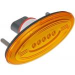 Front Side Marker Light Assembly Dorman# 888-5411 Fits 06-14 Fits Peterbuilt 386