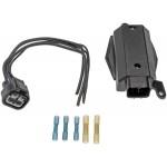 Blower Motor Resistor Kit with Harness - Dorman# 973-502